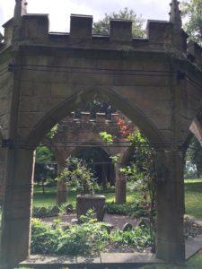 Gothick Aviary Renishaw