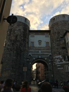 Porta Gate Lucca