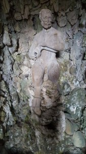 Grotto Pan Statue Marlia Nymphaeum