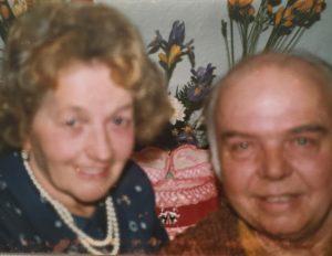 Nanan and grandad Gelder