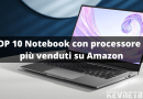 I 10 Notebook con processore i7 più venduti su Amazon