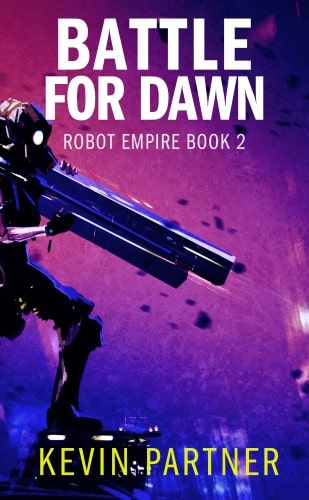 Robot Empire: Battle for Dawn