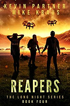 Reapers: Book 4 in the Thrilling Post-Apocalyptic Survival series