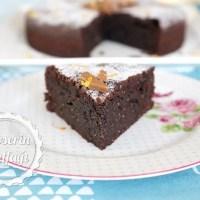 Fındıklı Çikolatalı Fondan - Unsuz Kek (Videolu Tarif)
