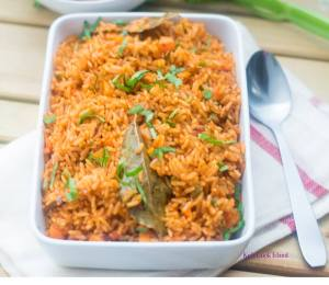 The best cameroonian jollof rice recipe cameroonian jollof rice forumfinder Image collections