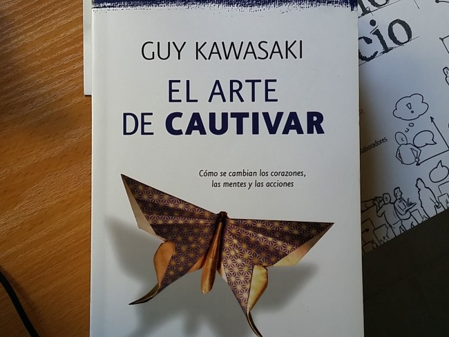 El arte de cautivar - libros para emprendedores