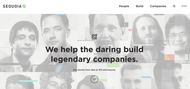 sequoia capital web - investor deck