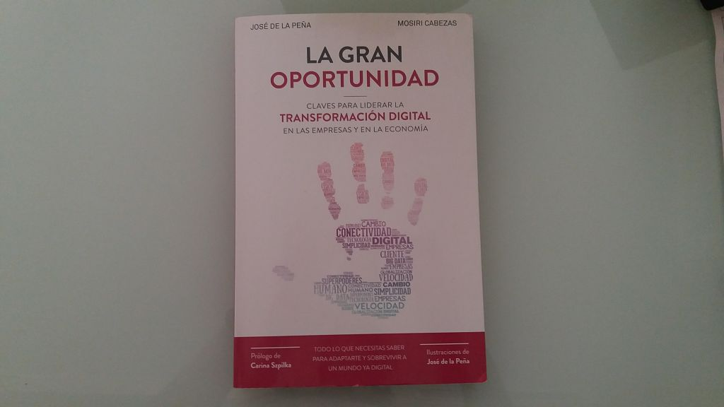 transformación digital - la gran oportunidad