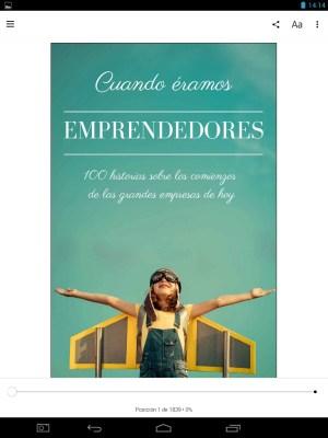 Cuando éramos emprendedores - portada libro Kindle