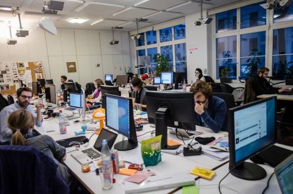 Startup Berlin - comité de dirección en una startup