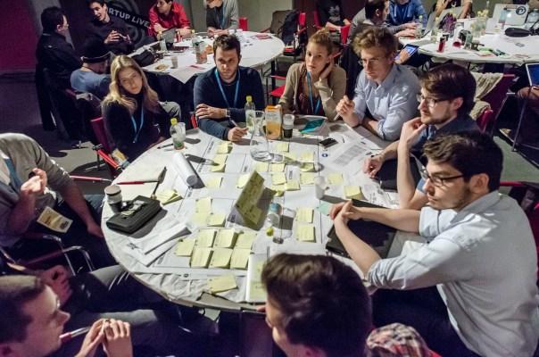Startup board - comité de dirección