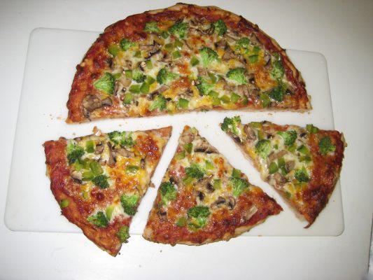 pizza reparto de equity startup