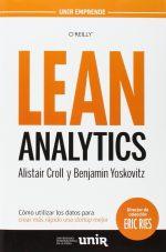Lean Analytics - Libros recomendados para el CEO de una startup