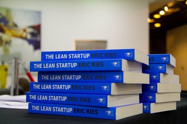 libros recomendados para el CEO de una startup - lean startup