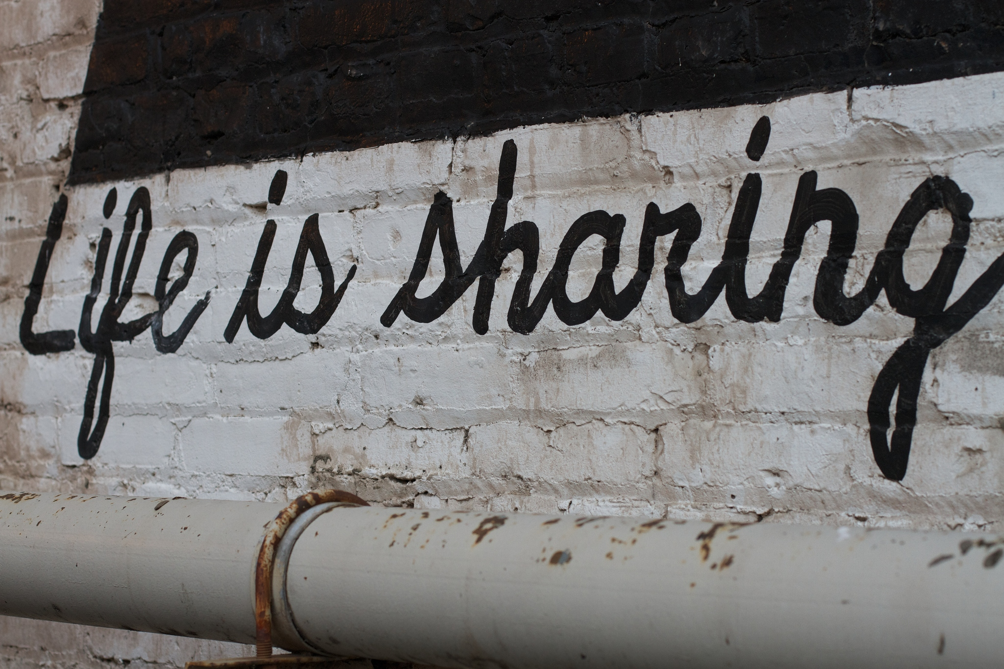 Life is sharing - condiciones laborales