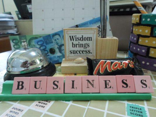 business - emprender