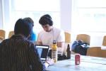 socios fundadores de una startup