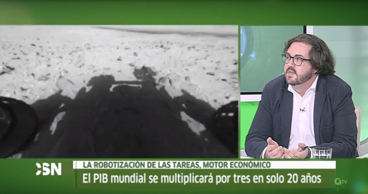 Colaboraciones Andalucía TV Juan Jesús Velasco