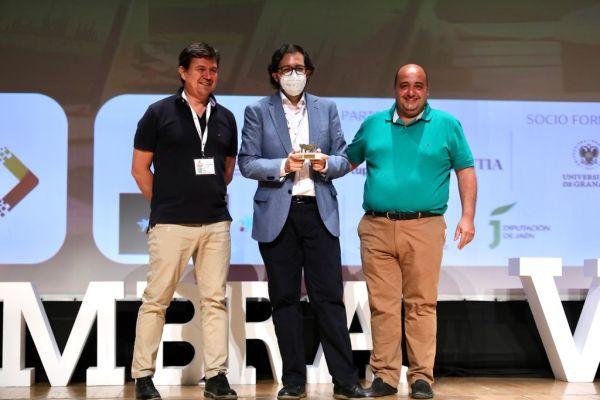 Juan Jesus Velasco Alhambra Venture Visir 2021