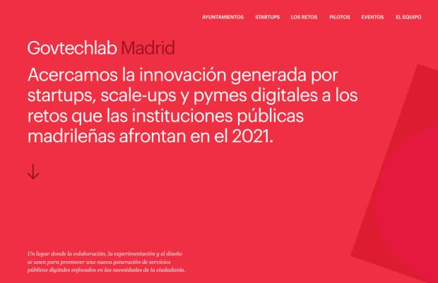 GovTech Lab - Administraciones Públicas