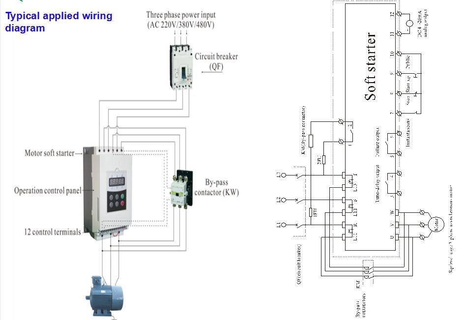 Soft start wiring diagram somurich soft start wiring diagram wiring diagram for schneider dol starter wiring wiring diagram swarovskicordoba Gallery