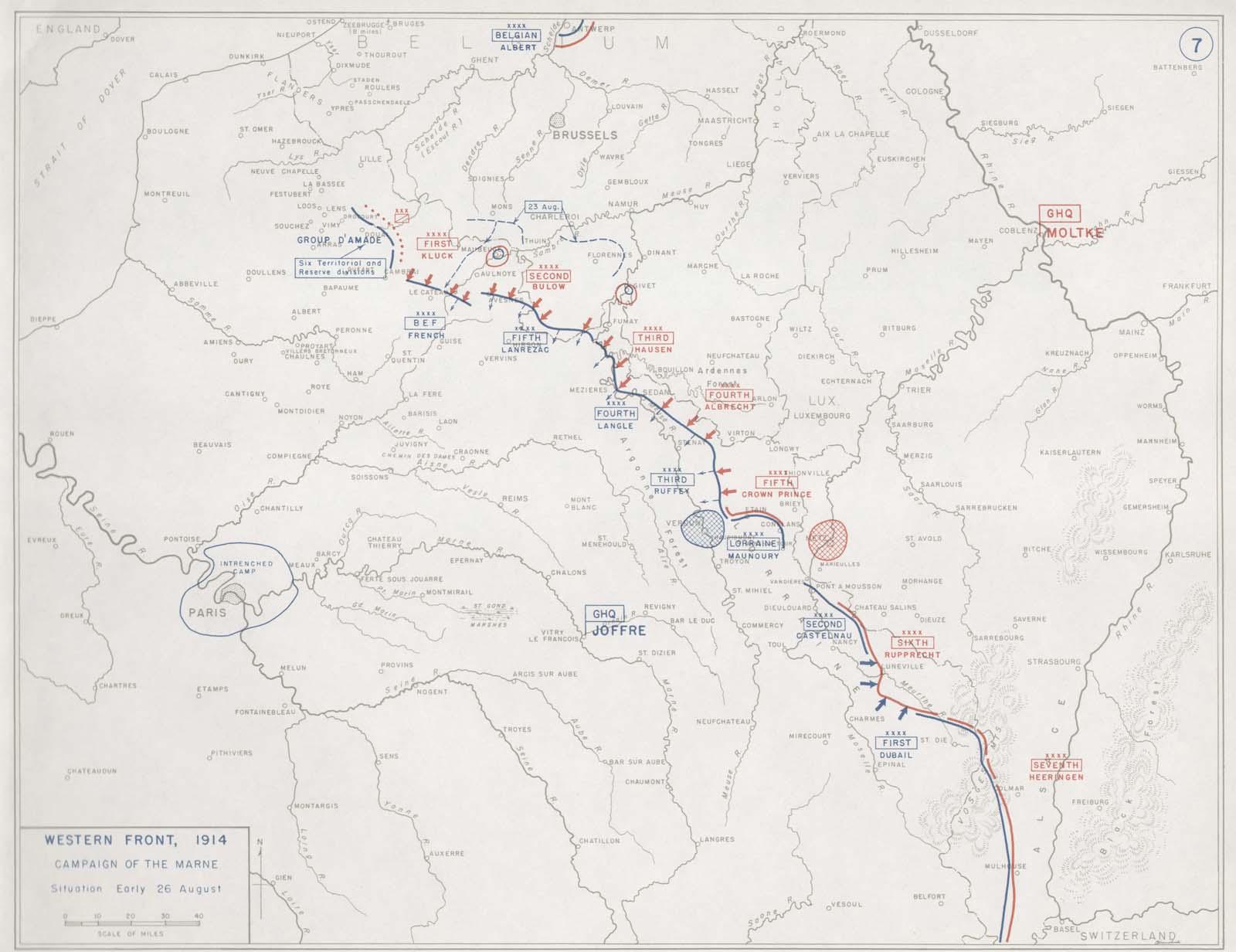 500 Ww1 World War One Military Map Photos Amp Book Battle