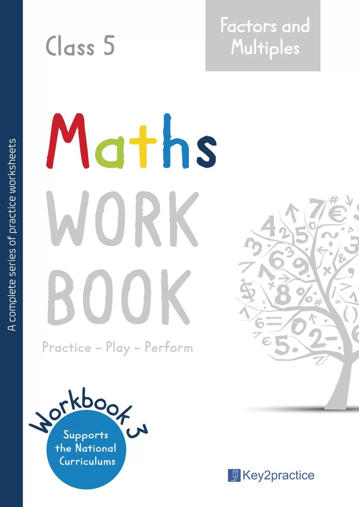 Maths Worksheets Grade 5 Fractions
