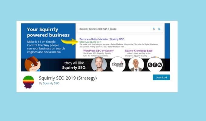 SEO Squirrly Best SEO WordPress Plugins