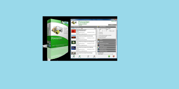 Fotosizer Best Image Resizer for Windows