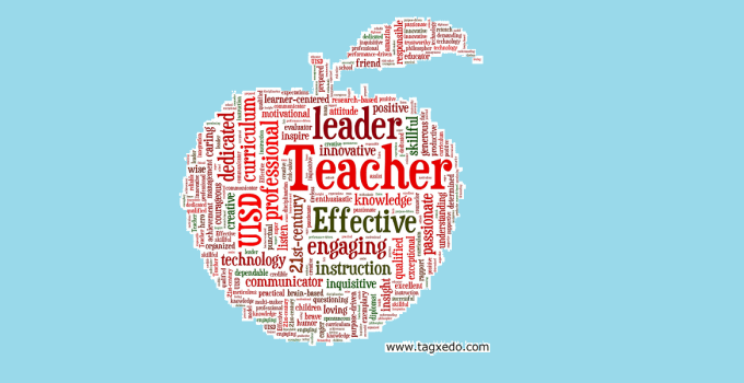 Tagxedo word cloud with styles