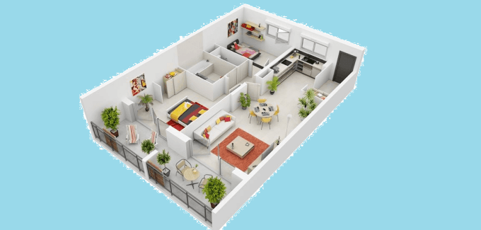 6 Best Free Floor Plan Software For Interior Designers 1