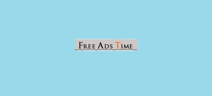 Free Ads Time