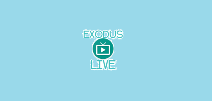 exodus live tv app