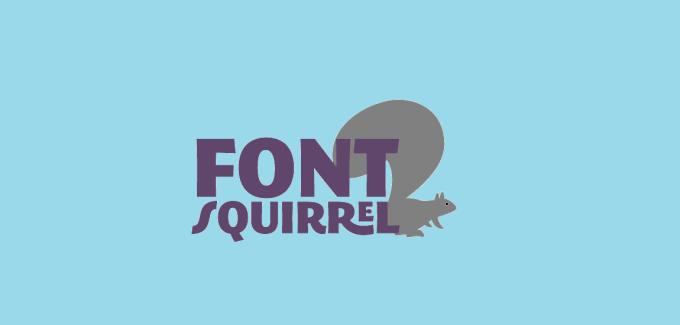best free fonts font squirrel