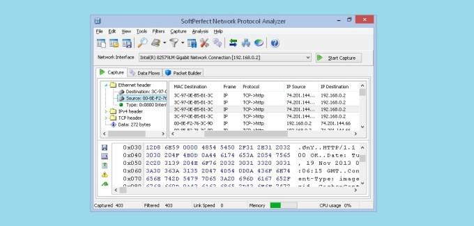 Network Protocol Analyzer