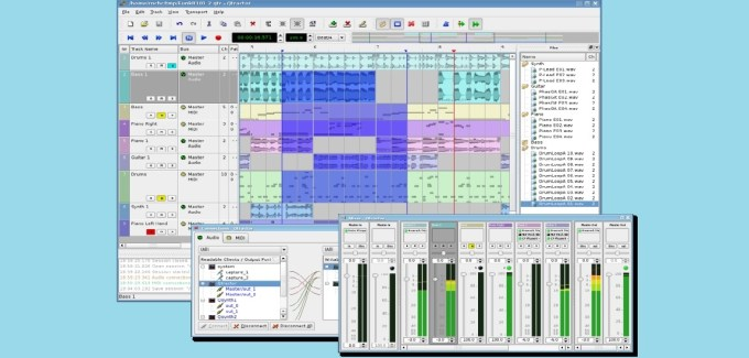 audio editing software