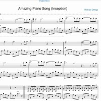 Amazing Piano Song (Inception)