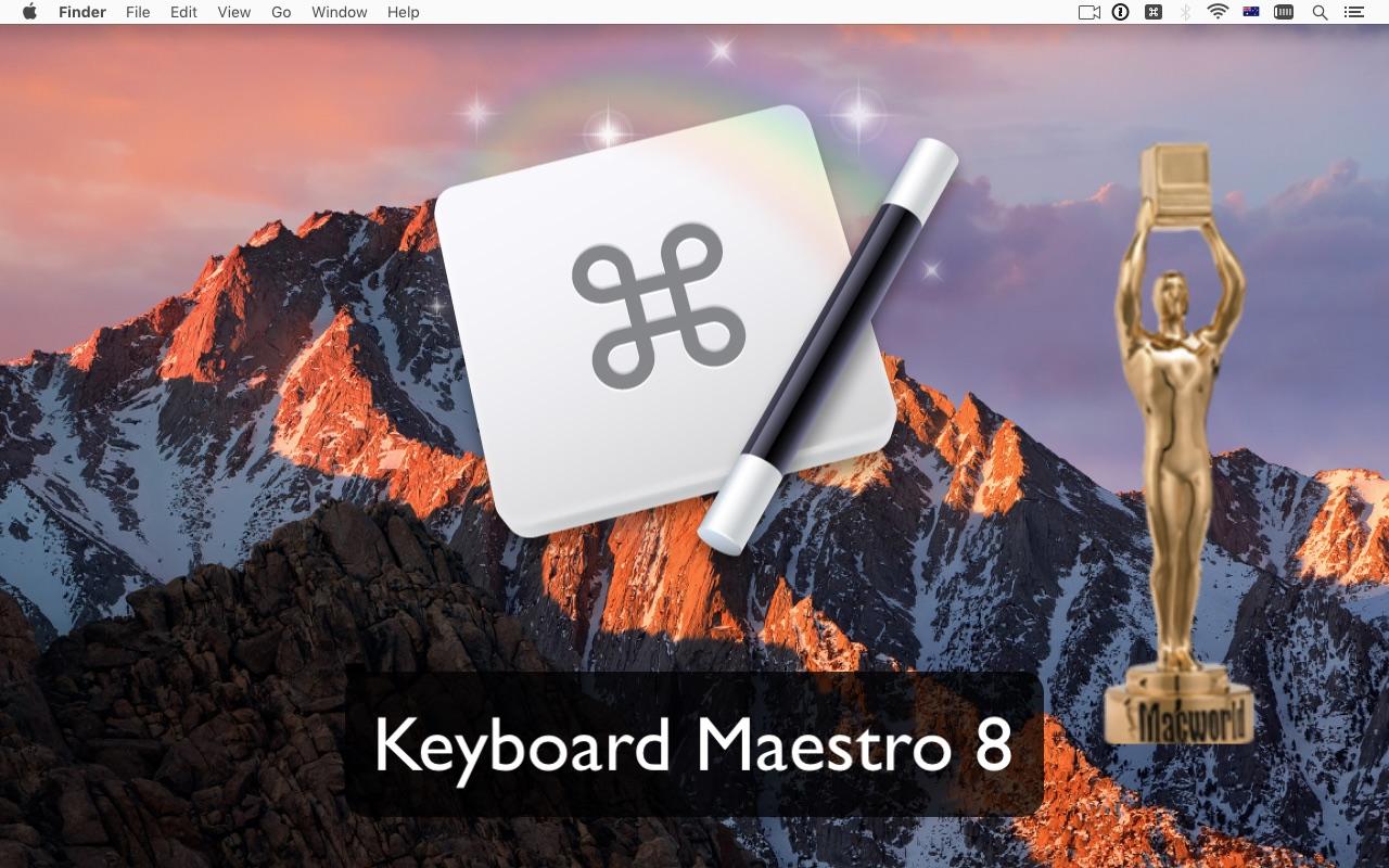 Keyboard Maestro for Mac 8.2.2 破解版 – 功能强大的Mac键盘增强工具-麦氪派(WaitsUn.com | 爱情守望者)