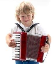 Unterricht - Akkordeon spielen lernen