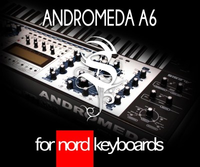 Andromeda For Nord Keyboards