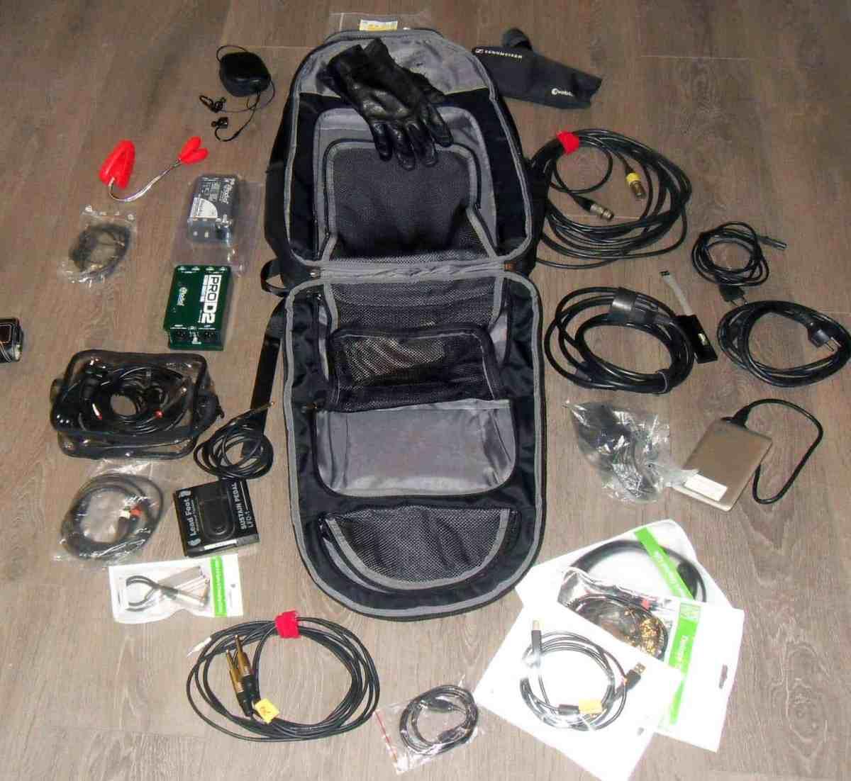 Keyboard Safe Bag