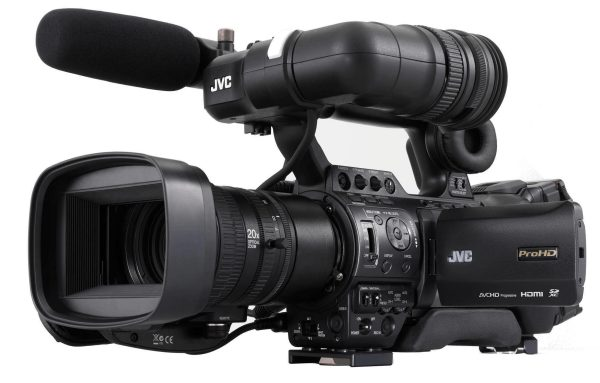 jvc 850 camera