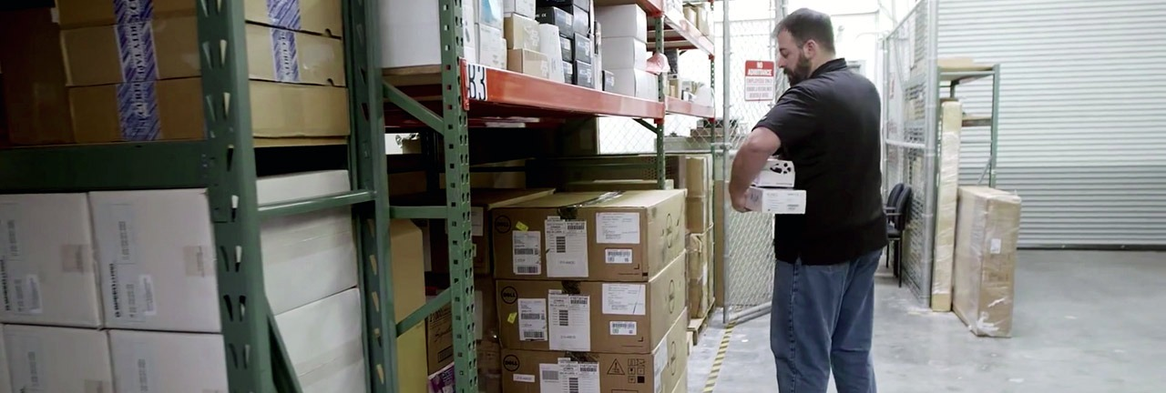 Key Code Media Warehouse B-Stock Shawn Hendrix
