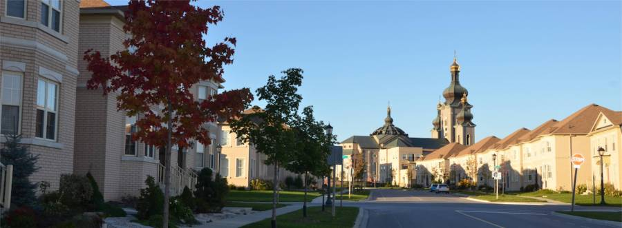 markham-unionville riding cathedral-town