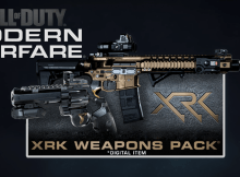 Call of Duty Modern Warfare XRK Weapon Pack Free