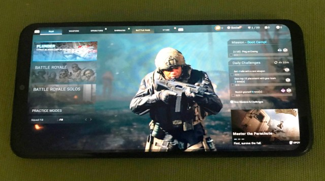 Call of Duty Warzone Apk Download