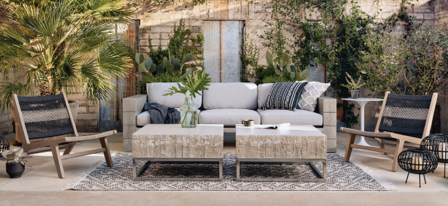 outdoor patio furniture store key