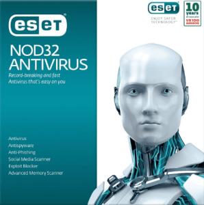 clave eset nod32 antivirus 10