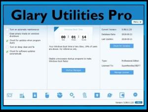 Glary Utilities Crack 5.174.0.202 Latest 2021