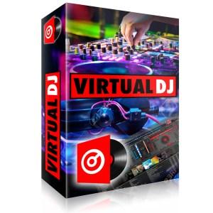 virtual dj product key code